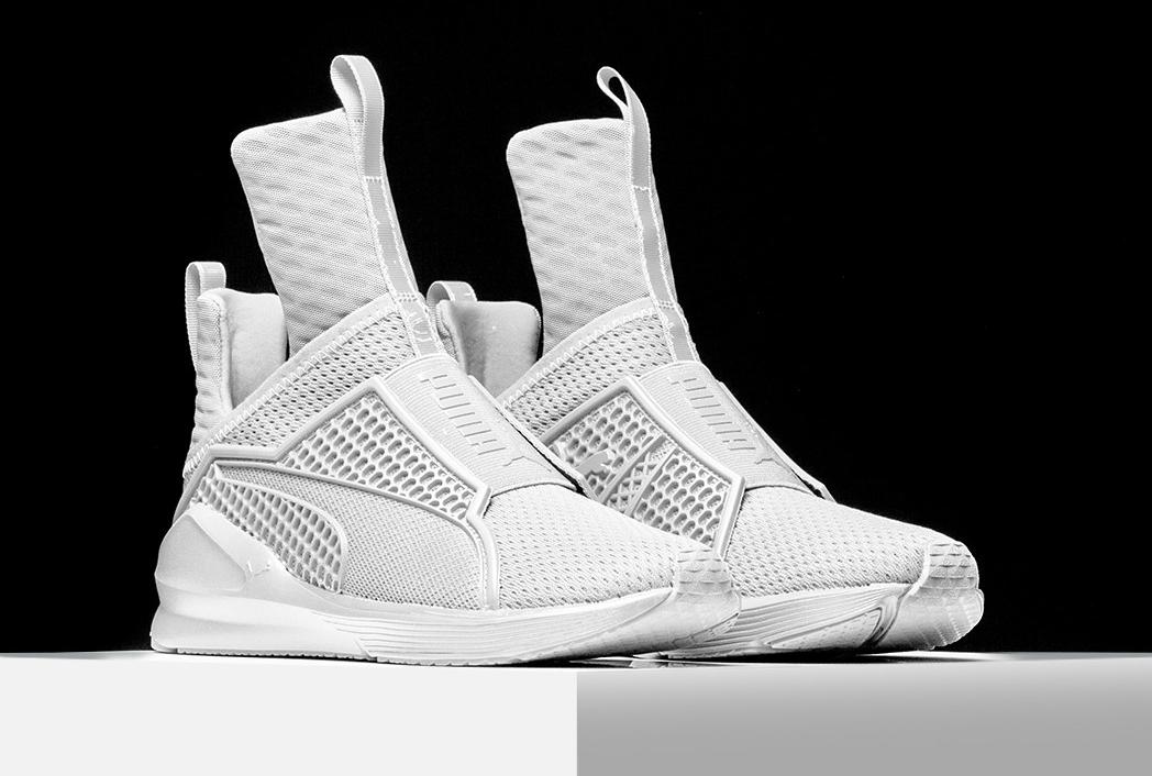 Rihanna Designs an All-New Sneaker for Puma  026b01cbc2e0