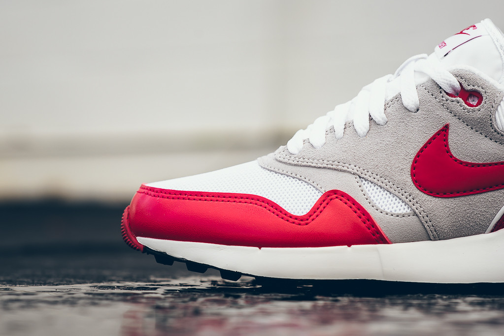 The Nike Air Odyssey Borrows From the