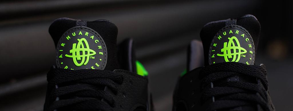 Nike Huarache Pink Sole