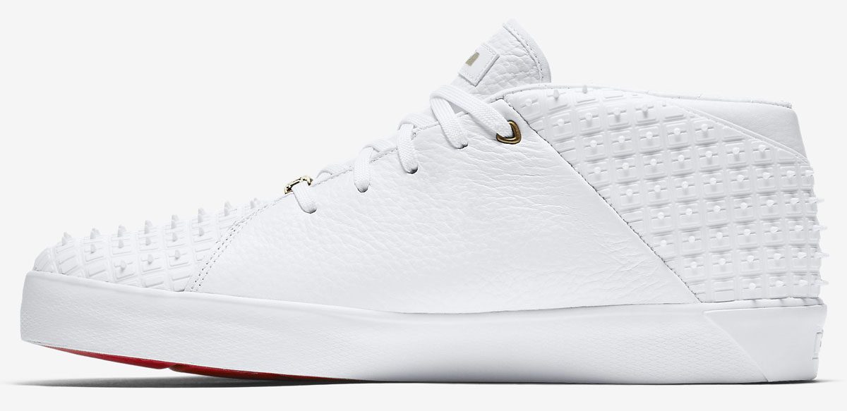 LeBron s Nike Lifestyle Shoe Is Dressed for Draft Day Again  2bdce92ca