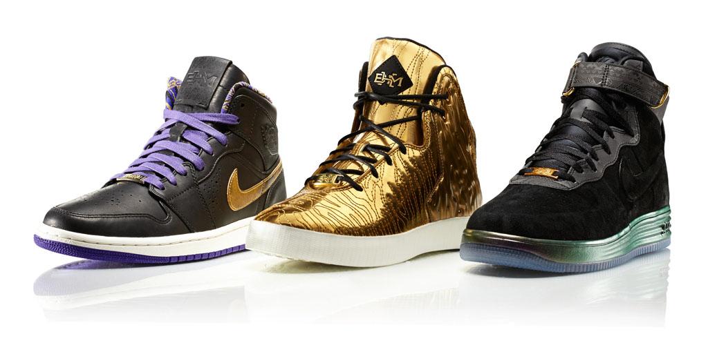 Jordan & Nike Sportswear Introduce Lifestyle BHM 2014 Collection