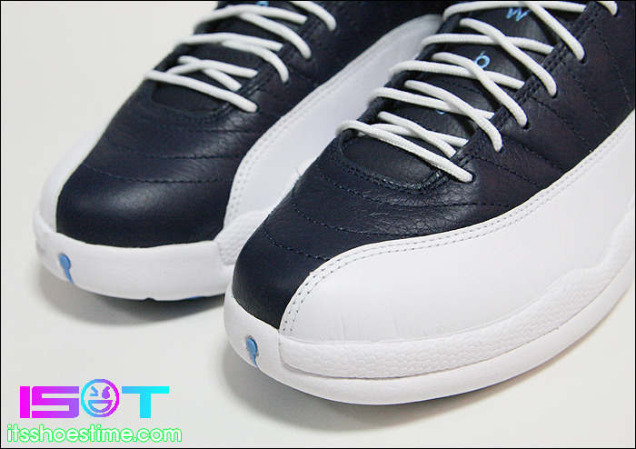 online store 21c68 0076e Air Jordan 12 Retro - Obsidian - Detailed Look | Sole Collector