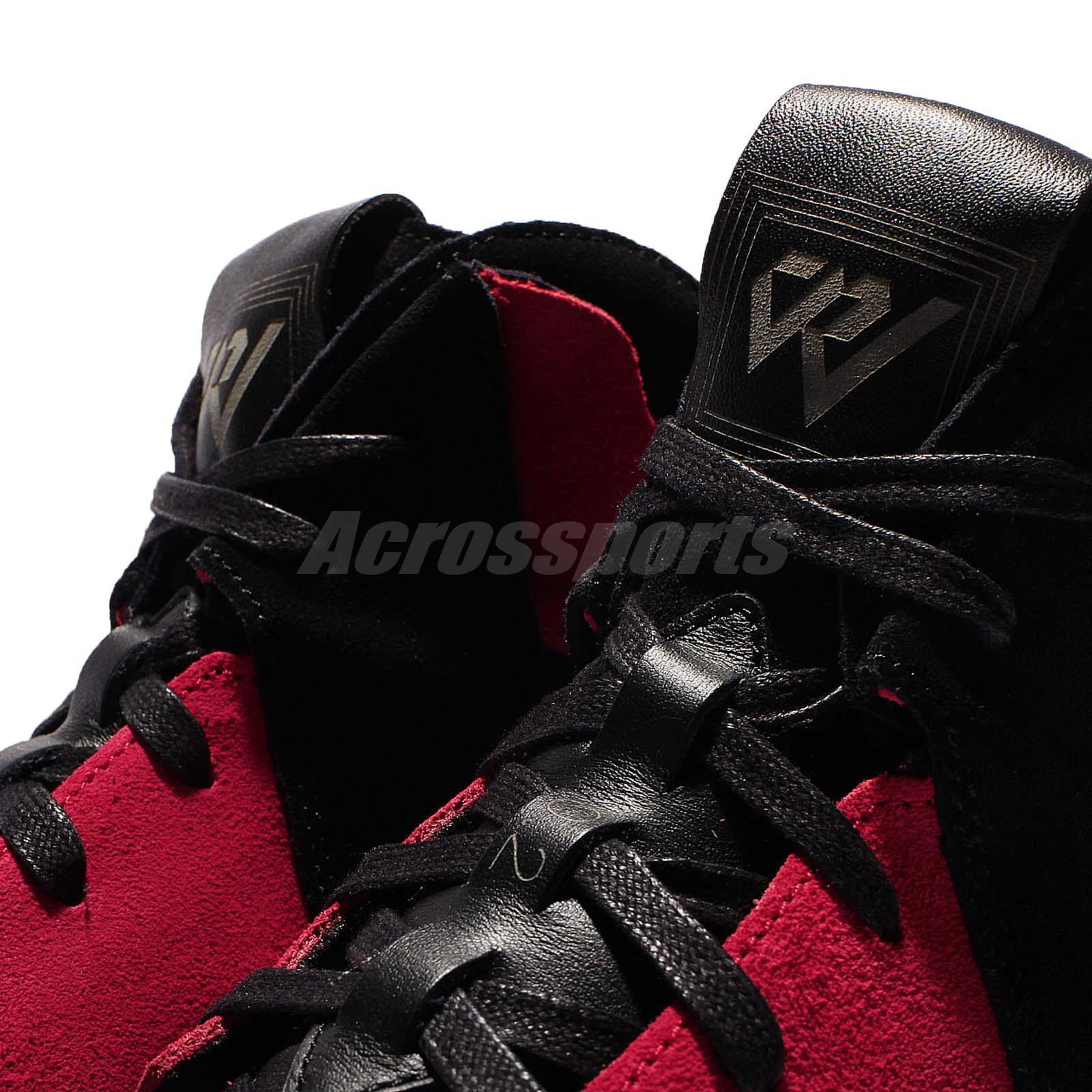 Jordan Westbrook 0.2 Black Red Tongue