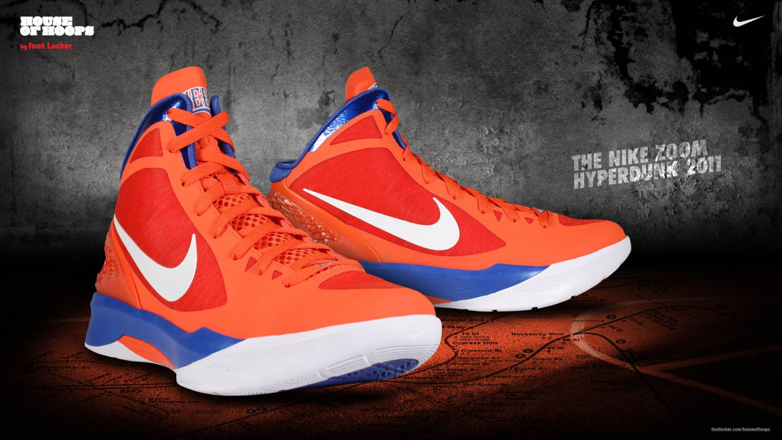 Nike Zoom Hyperdunk 2011 Low 'USA' Sample
