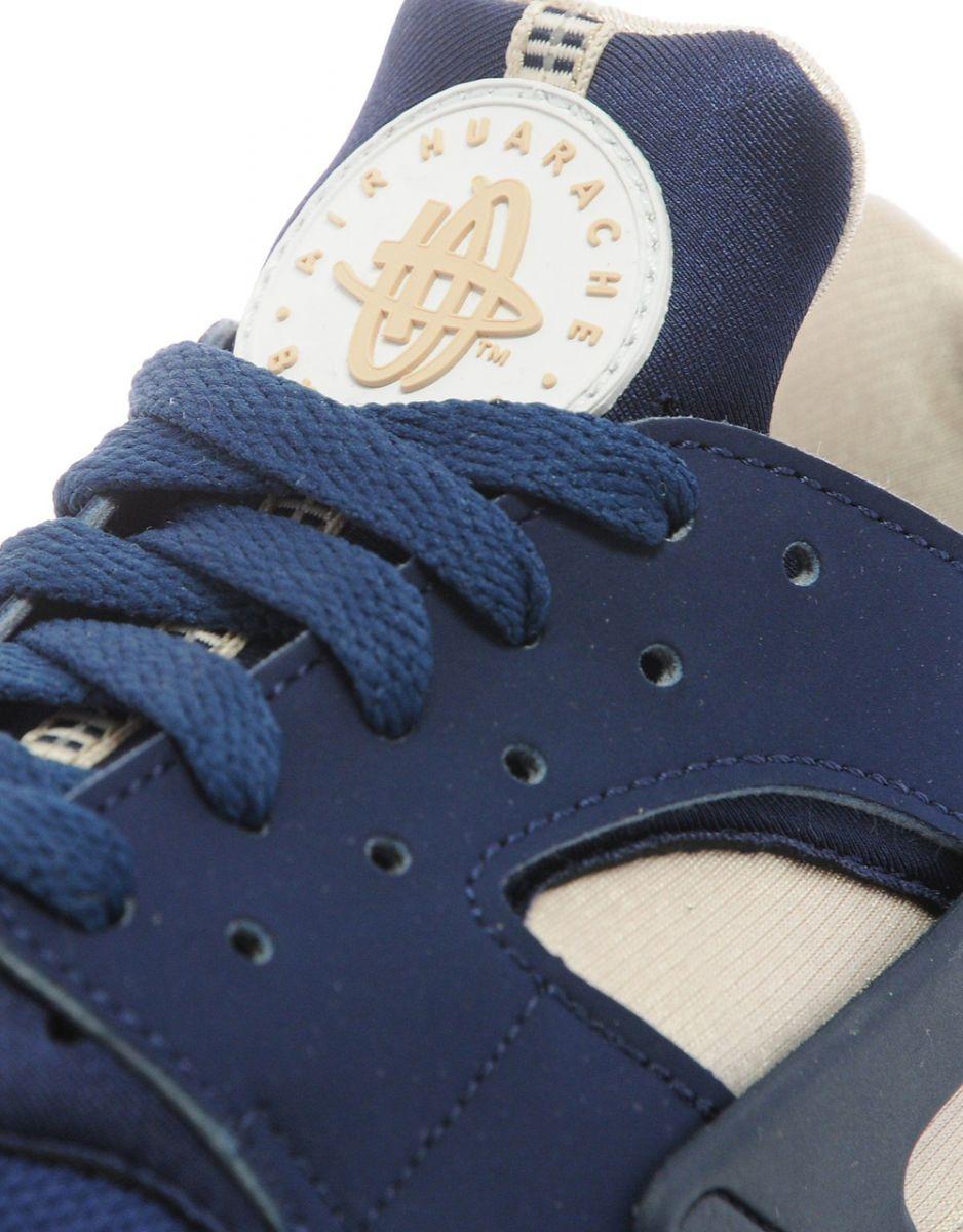 new product 9aa8b 945a1 Navy Nike Huarache Images via JD Sports