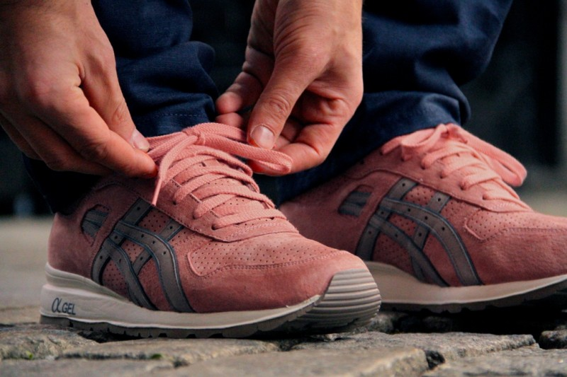 ronnie fieg x asics gt 2 rose gold