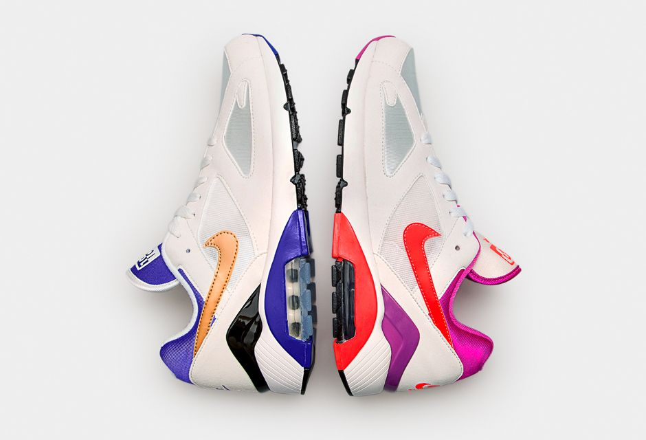 Conclusione zattera Non necessario  Nike Air Max 180 - QS Pack // Official Images | Sole Collector