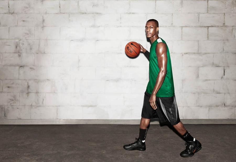 fa73d85996dd Photos  Rajon Rondo Helps Unveil the Nike Zoom Hyperfuse 2011