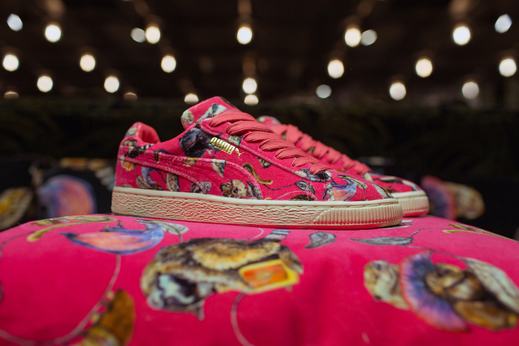 PUMA Select House of Hackney for PUMA Basket Classic Sneaker