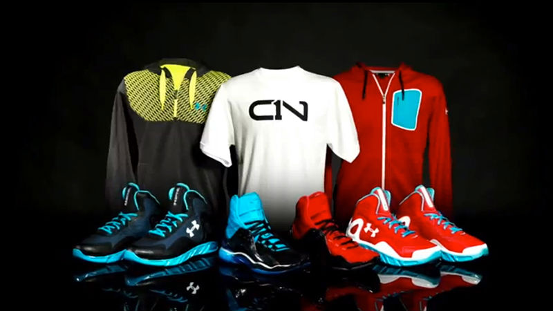Foot Locker x Under Armour - Cam Cam (2)