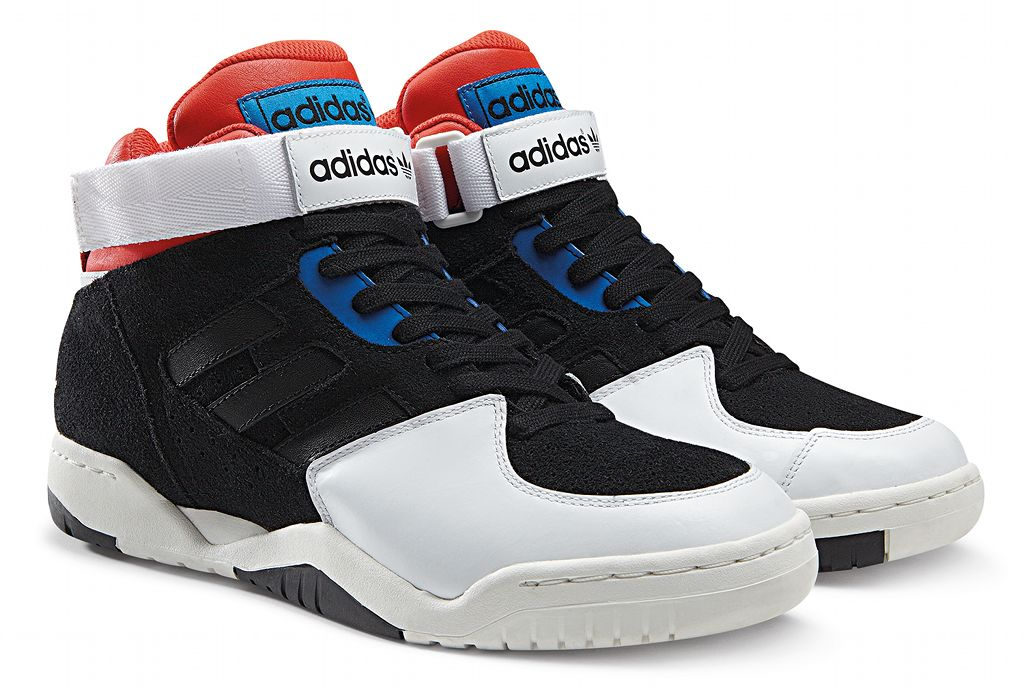 adidas Originals ENFR Mid Fall/Winter 2013 Black Red Blue White G96678 (1)