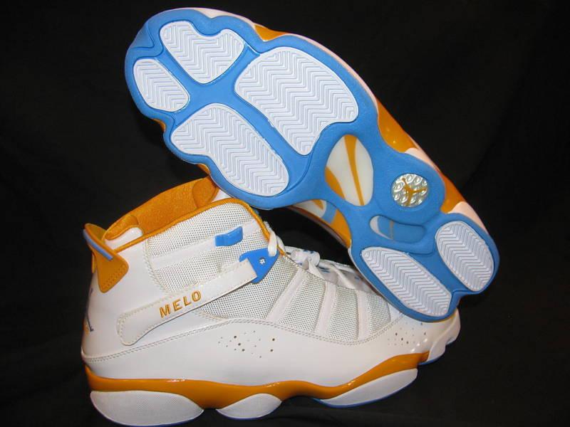 90a655670da Jordan 6 Rings - Carmelo Anthony Home PE | Sole Collector
