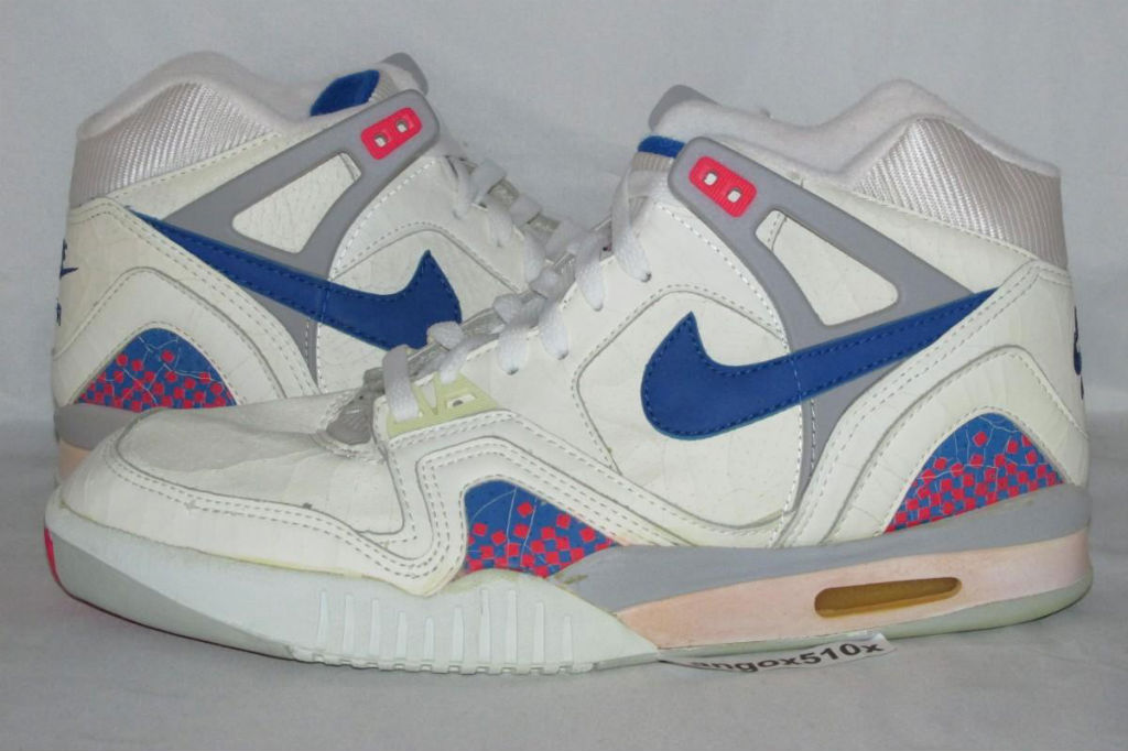 Spotlight // Pickups of the Week 7.21.13 - Nike Air Tech Challenge II White Blue Infrared by langox510x