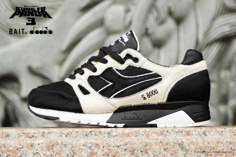 pretty nice a84d6 90f2a Kung Fu Panda Sneaker