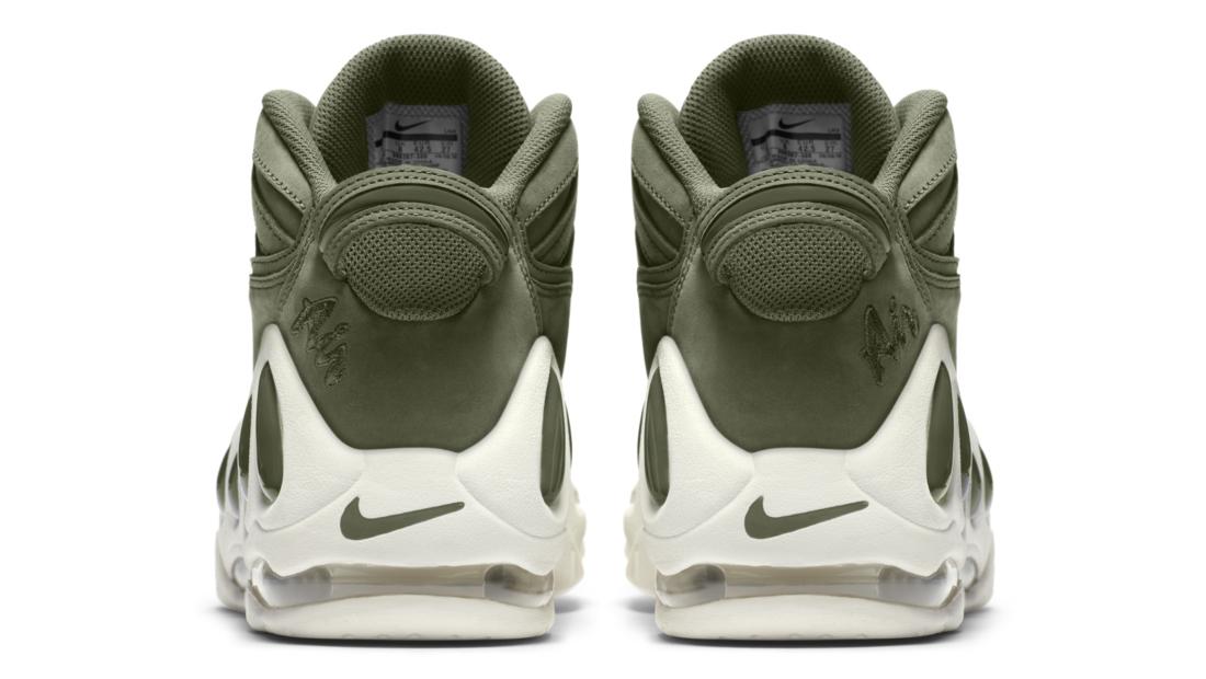 Nike Air Max Uptempo 97 Urban Haze 399207-300 Heel