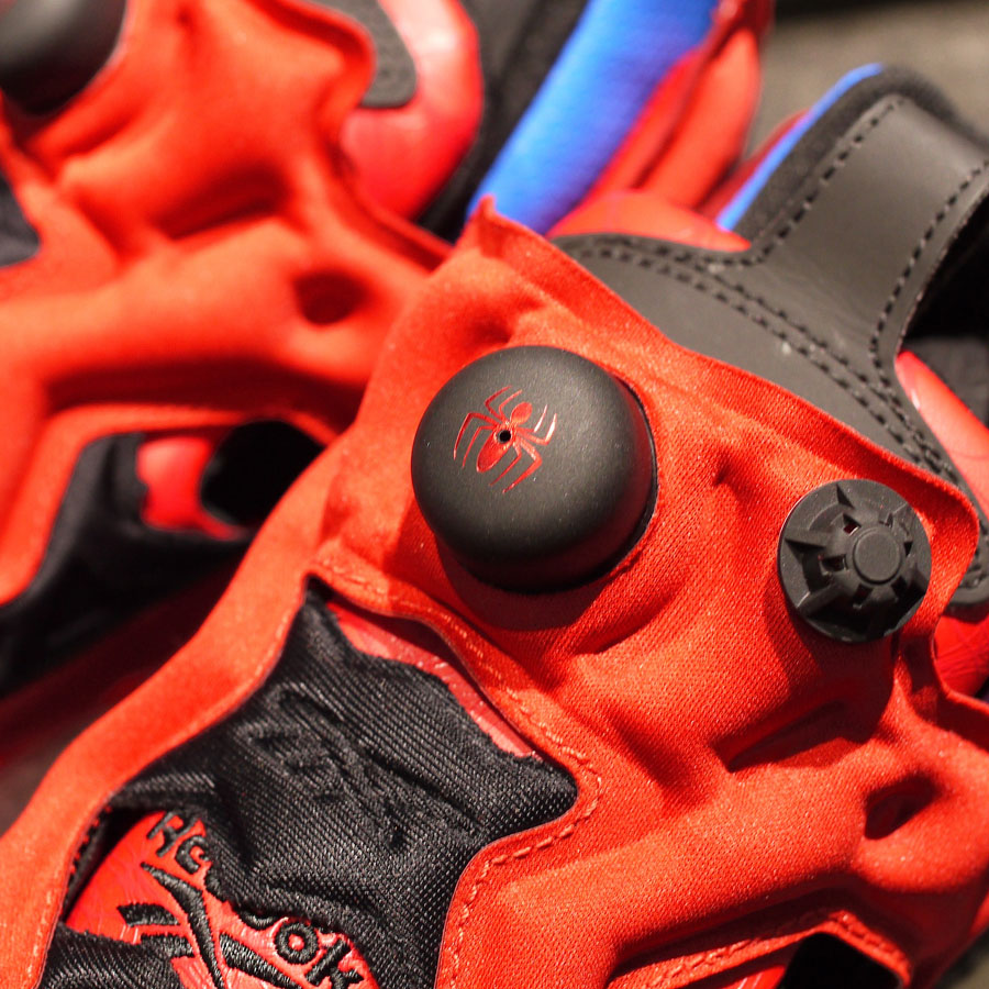 Marvel x Reebok Insta Pump Fury Spider-Man (3)