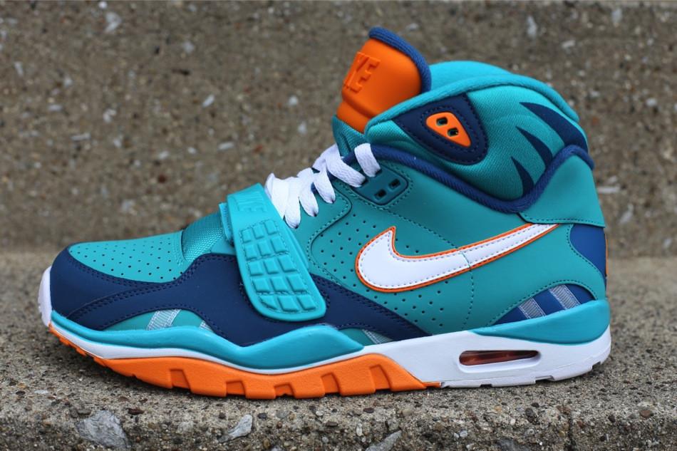Jordan Miami Dolphins Shoes