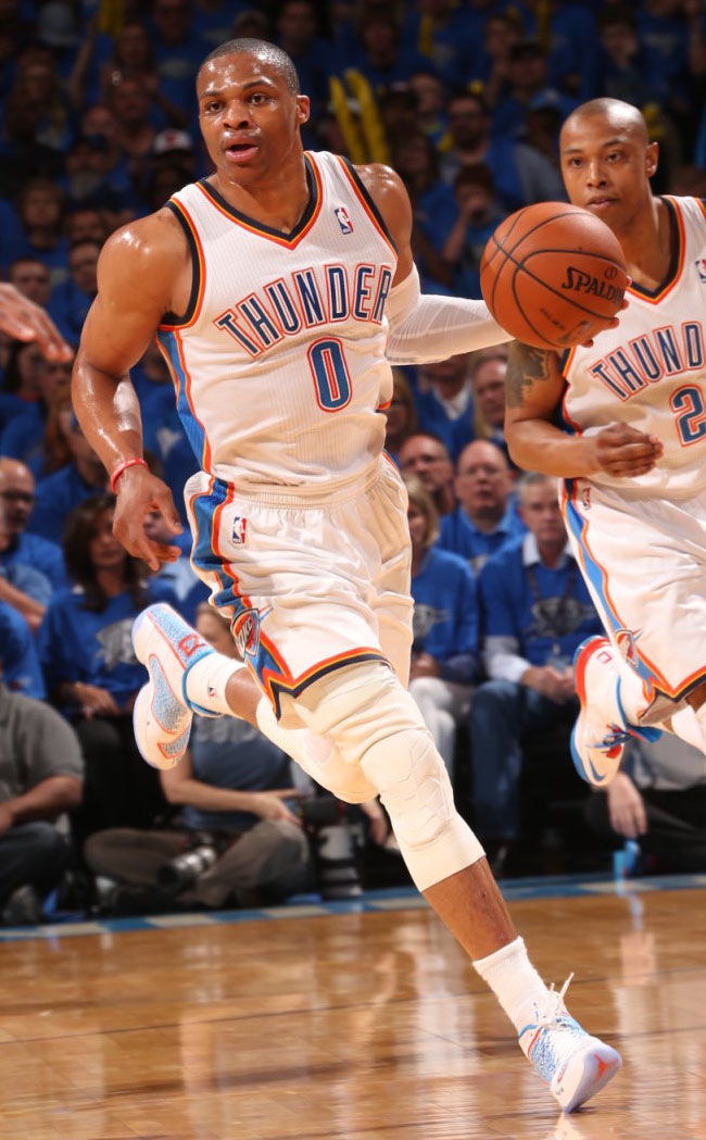 Russell Westbrook Air Jordan XX9 PE OKC Home (3)