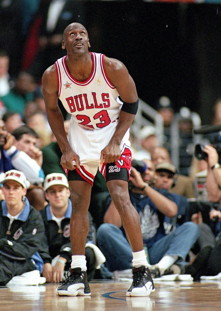 #2350 // 50 Classic Michael Jordan All-Star Game Photos (50)