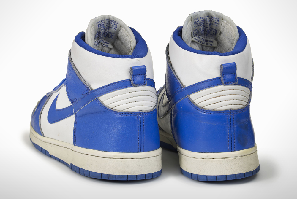 a92b1d78d Gathered here are a bunch of original Nike Dunks from 1985, along with some  of the catalogs and campaigns that introduced these ground-breaking  sneakers to ...
