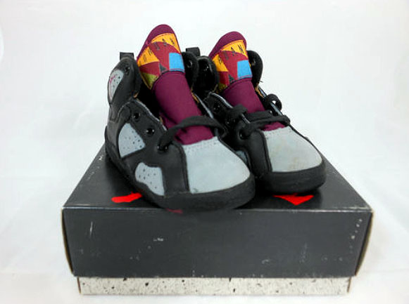 b7f8f69a0c9a4d cheap infant air jordan retro 7 crib shoes finish line c2b10 2daf6  free  shipping this week on ebay august 26 september 1 sole collector cheap sale  d99b2 ...