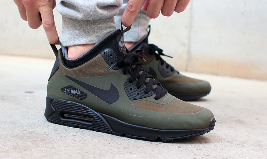 new product 57d18 233d9 The Nike Air Max 90 Is Getting Ready for Winter | Sole Collector