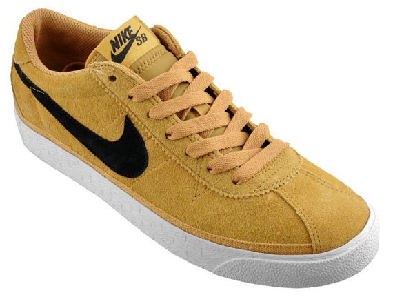 9fa666f5755d The Nike SB Golden Straw Zoom Bruin is expected to drop this season at Nike  SB accounts.