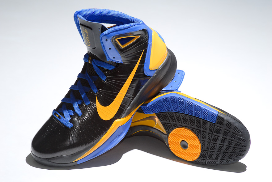 Nike Hyperdunk 2010 Stephen Curry Player Edition