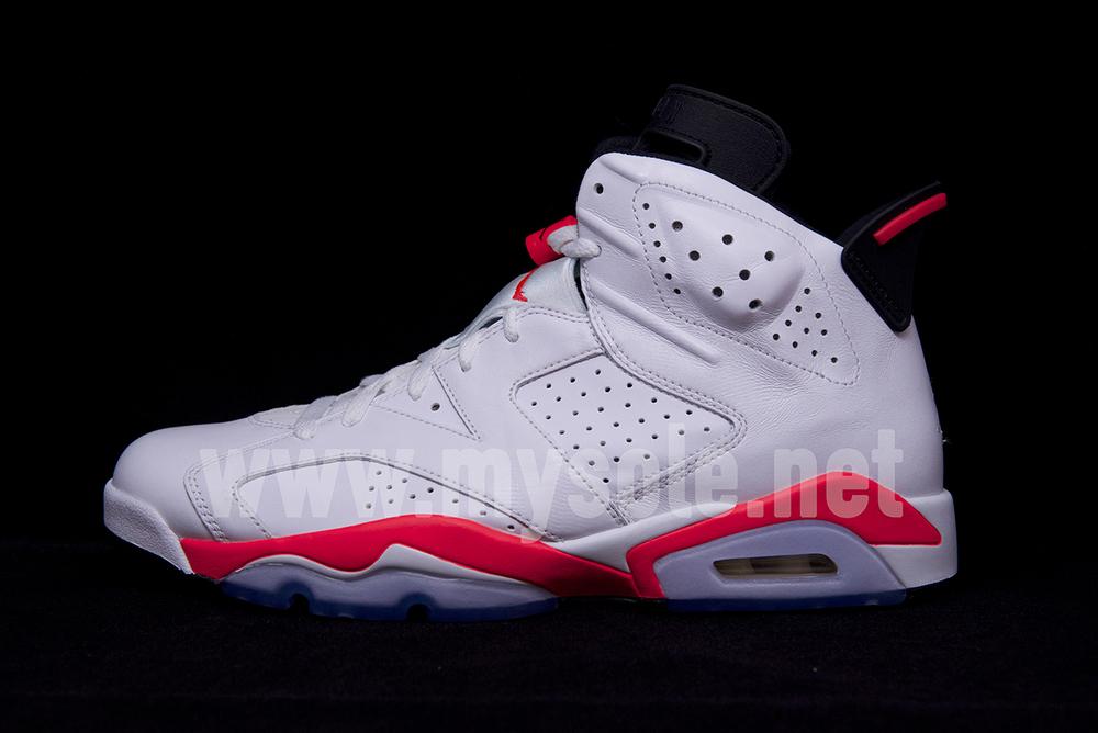 Air Jordan 6 Retro - White Infrared - New Images  d8fea0373