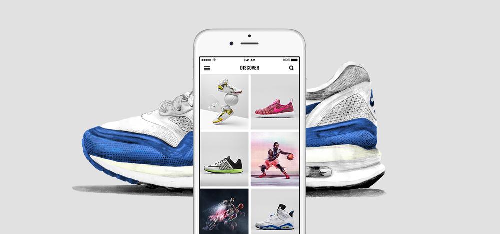 Nike's SNKRS App Helps You Buy Exclusive Sneaker Releases