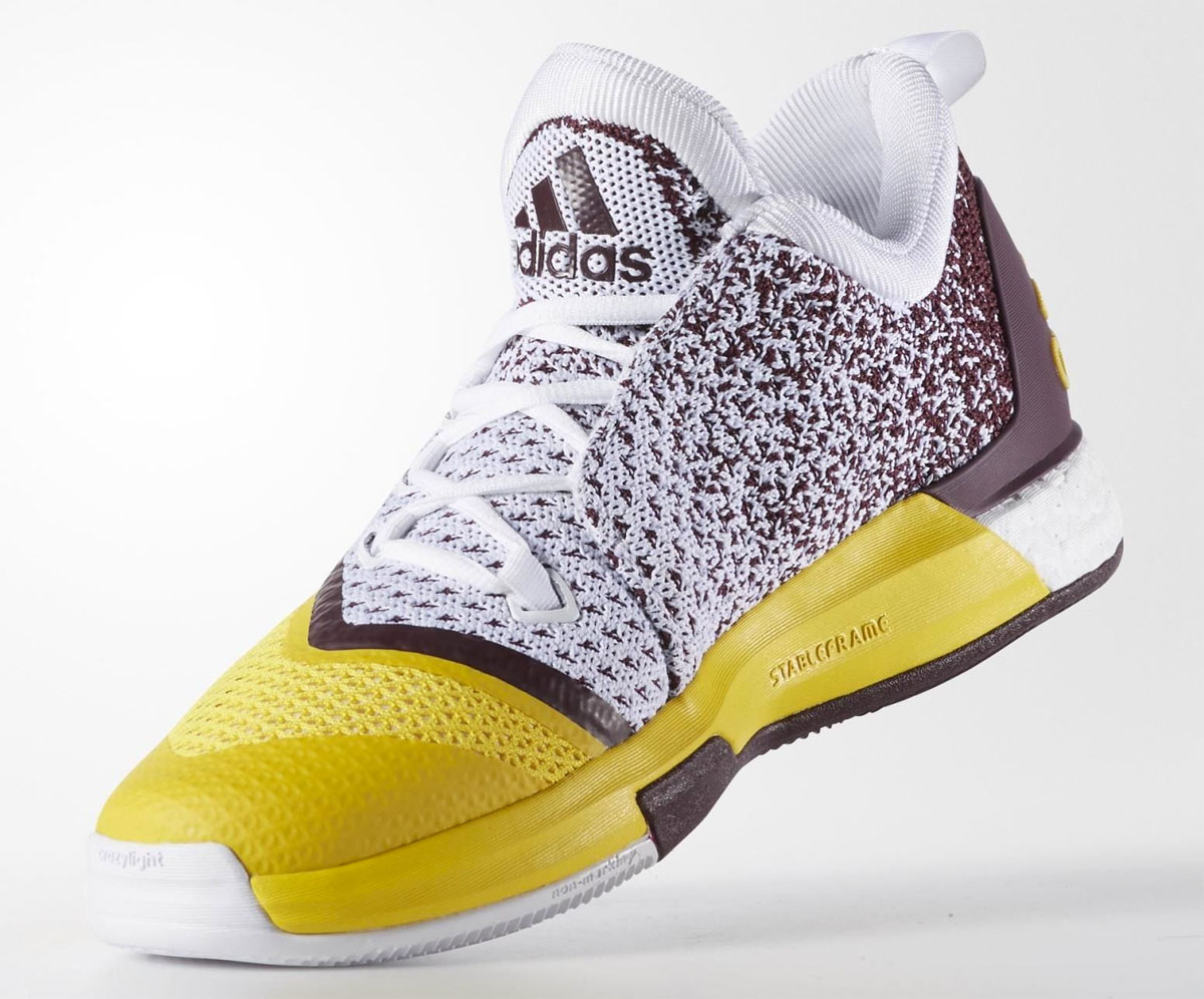The Arizona State Sun Devils Are Getting Their Own Boost Sneakers From Adidas Sole