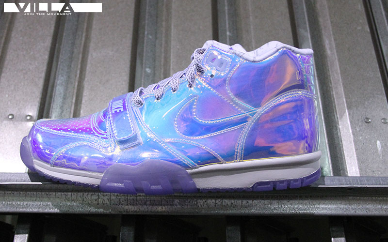 Nike Air Trainer 1 Nike Knows Silver Speed (1)