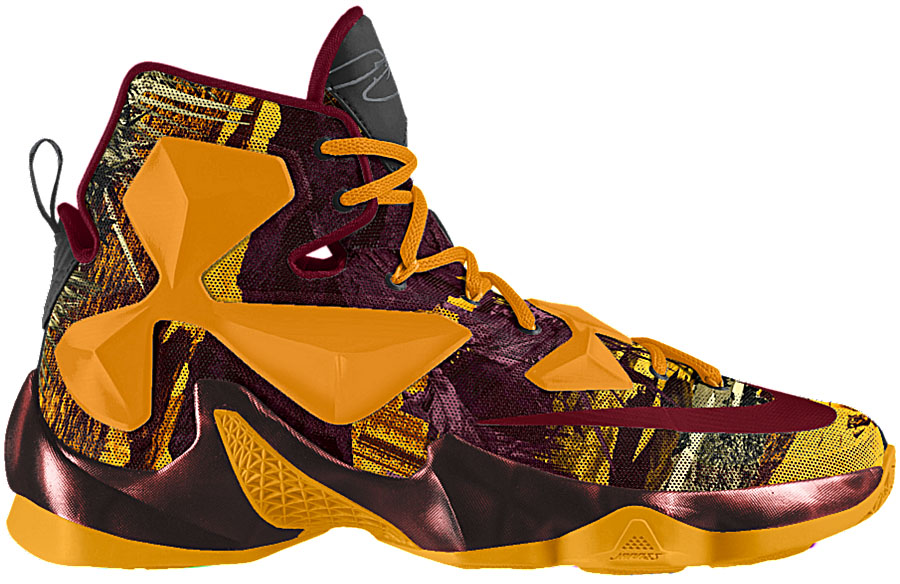 fdda01f55dc You Can Add Your Own Philosophy to the Nike LeBron 13