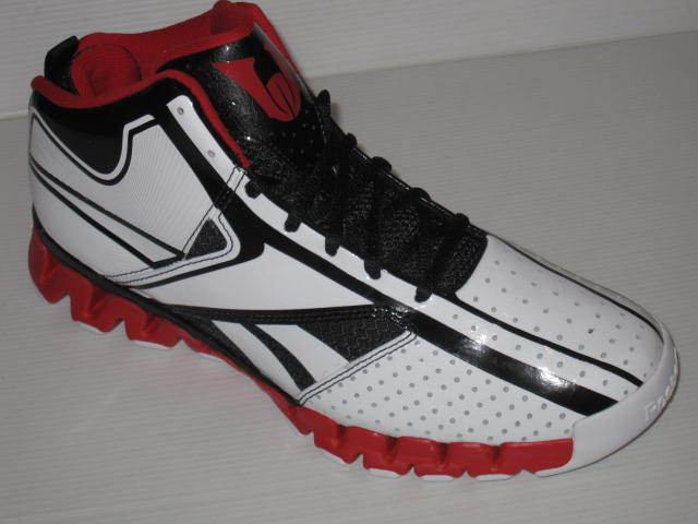 Reebok Zig Nano John Wall White Black Red