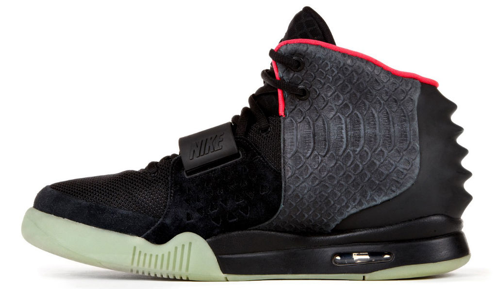 Autographed Nike Air Yeezy 2 II Auction for Re/Create New York (2)