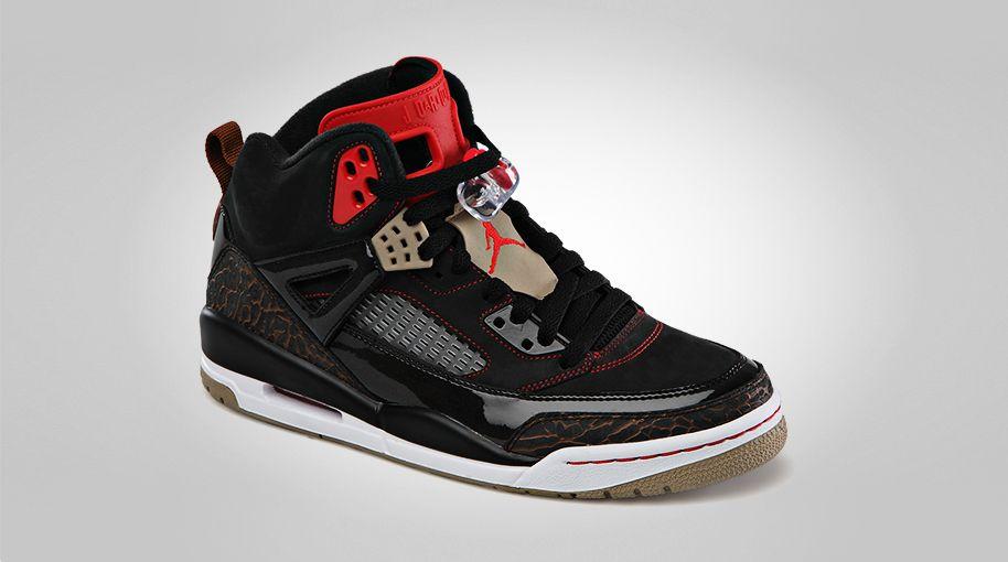 pretty nice 1d706 d1f6e Jordan Spizike Black Challenge Red 315371-053 (2)