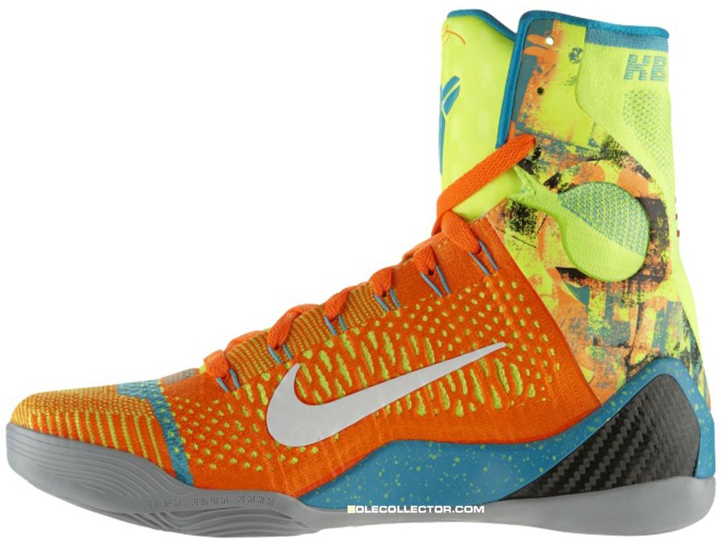 6a1c196071a Release Date  Nike Kobe 9 Elite  Influence