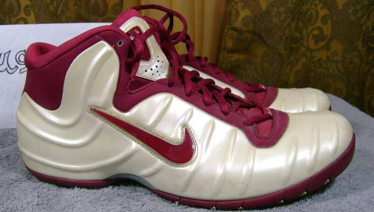 61a7da9470260 The History of Nike Foamposite Shoes