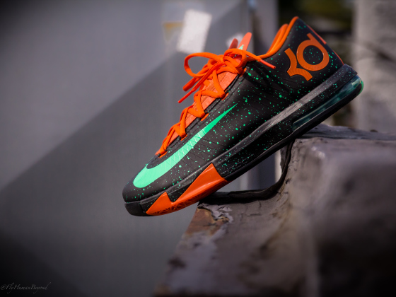 the best attitude cacdd f09a9 Nike KD VI - Texas - Detailed Look