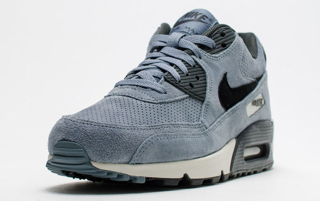 Nike Air Max 90 Blue Graphite