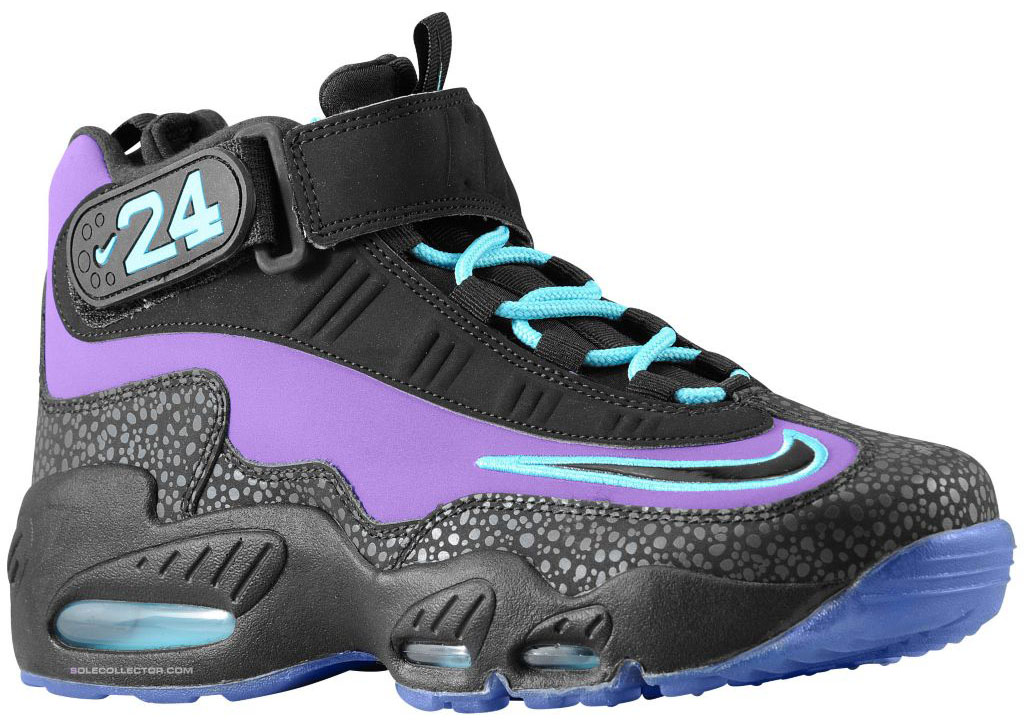 air max griffey jr purple air griffey max 1 Royal Ontario Museum