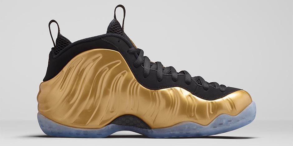 946e712fb83 Nike Changed the  Metallic Gold  Foamposite Release Date (Again ...