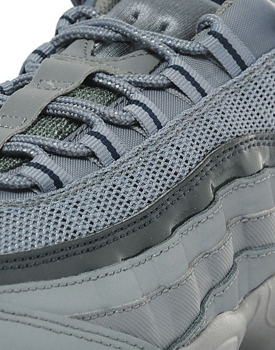 Nike Air Max 95 - Cool Grey/Obsidian (4)