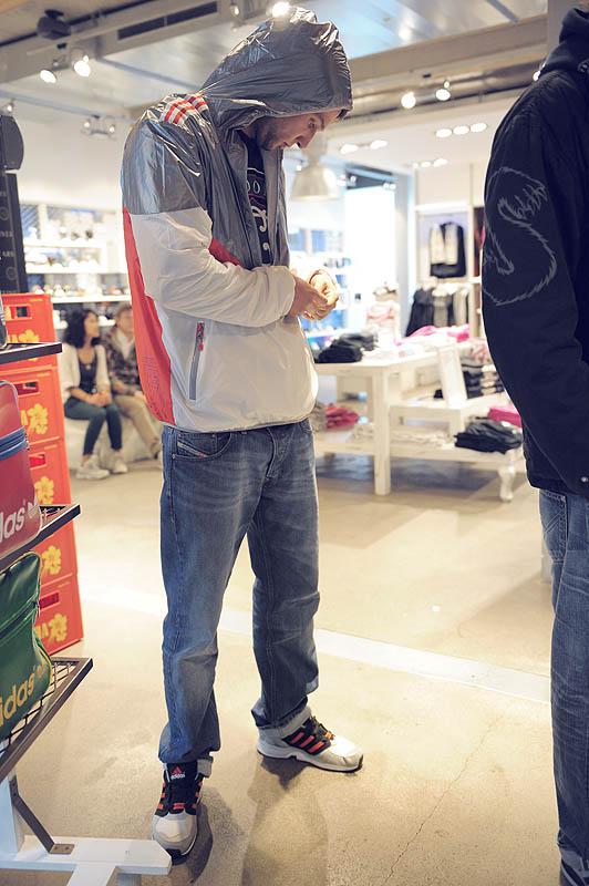 "adidas Originals Berlin Store 10th Anniversary ""Made For"