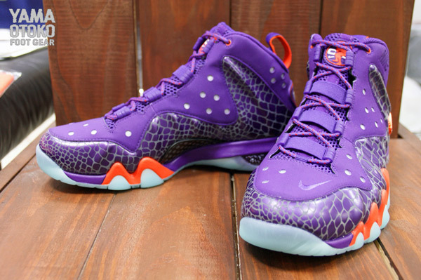 brand new 1cff4 5e4d3 Nike Barkley Posite Max - Suns - Releasing Tomorrow