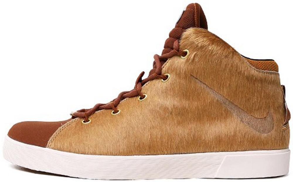 Nike LeBron XII NSW Lifestyle Caramel/Hazelnut-Sail