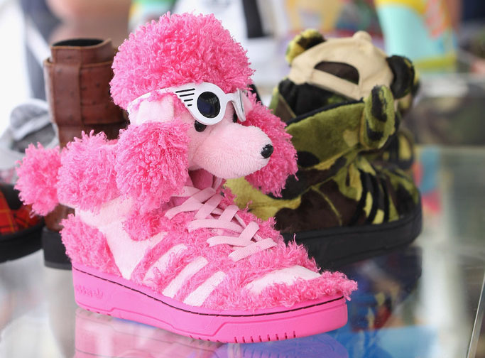 adidas originals pink poodle sole collector