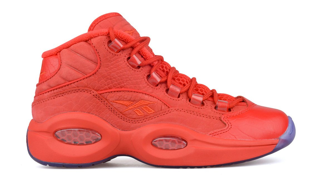 Reebok Question x Teyana Taylor