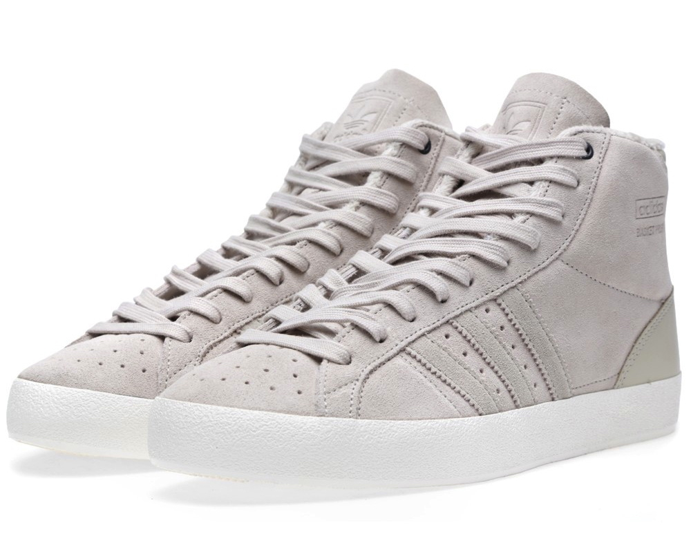 United Arrows x adidas Originals Basket Profi OG in Bliss and White Vapour