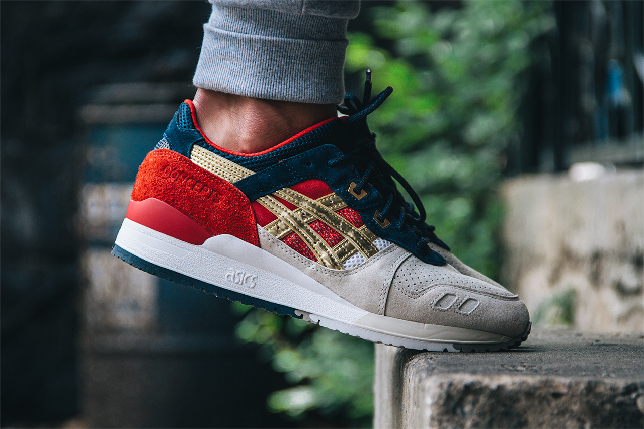 asics gel lyte 3 25th anniversary
